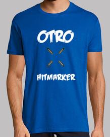 t-shirt altro hitmarker