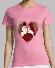 t-shirt amanti