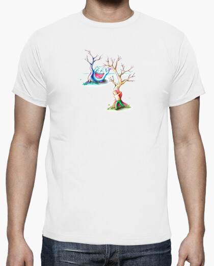 T-shirt amigonstruo, da jere