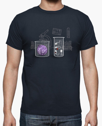 T-shirt amoree in vitro