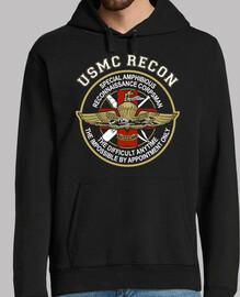 t-shirt amphibie recon mod4