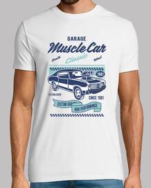 t-shirt auto vintage vintage 1981