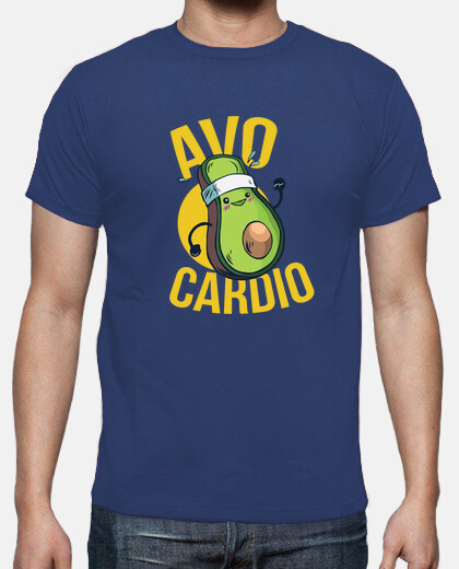 t-shirt avocat coureur