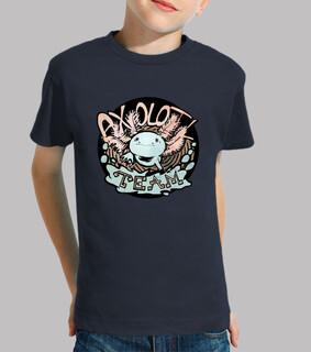 t-shirt axolotl team 2