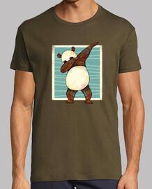 t-shirt bagno panda