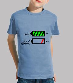 t-shirt bambini divertente, i bambini, umorismo