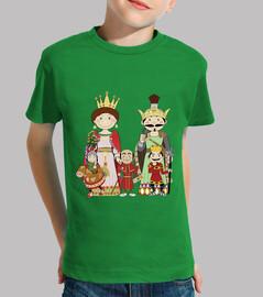 t-shirt bambini showbiz