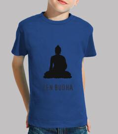 t-shirt bambino budha zen