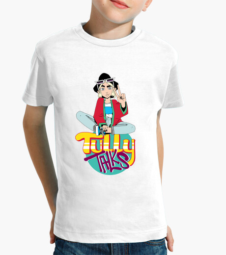 T-shirt bambino T-shirt Tully Kids