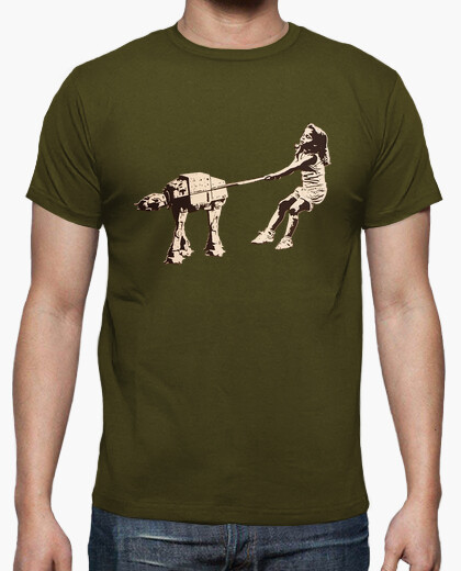 T-shirt Banksy Star wars