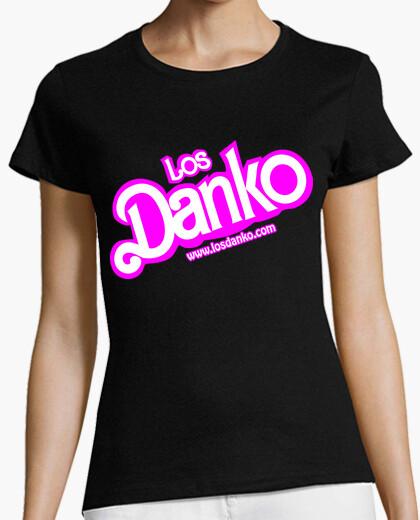 T-shirt barbie danko (black edition)