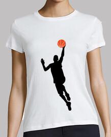 t-shirt basketball