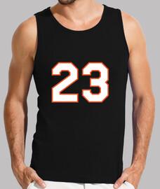 T-shirt Basketball 23 Jordan