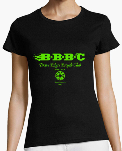 T-shirt bbbc - mad-nyc donna