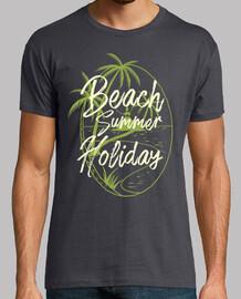 t-shirt beaches vacation islands retro