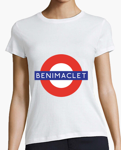 T-shirt benimaclet sotterraneo