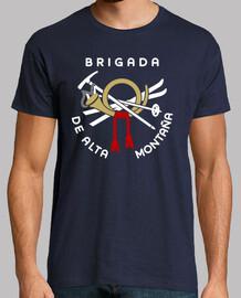 t-shirt bgda. alta montagna mod.2
