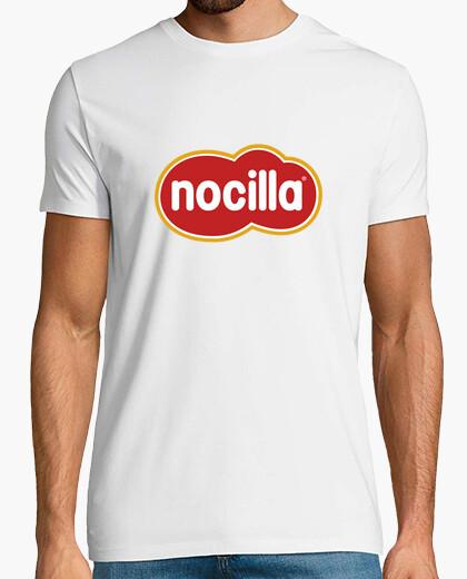 T-shirt bianca logo nutella
