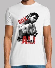 t-shirt bianca mohamed ali