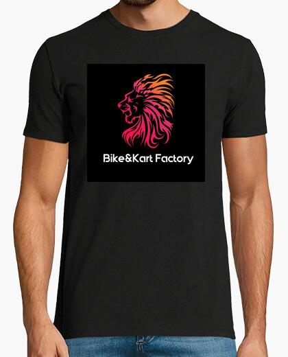 Tee-shirt T-shirt Bike and Kart Factory 2 couleurs