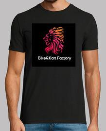T-shirt Bike and Kart Factory 2 couleurs