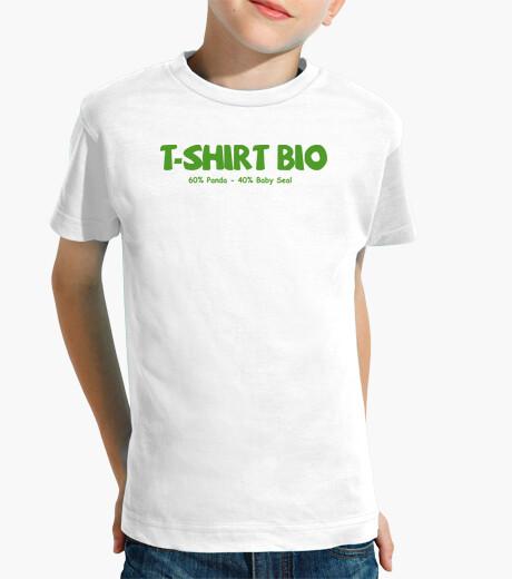 Ropa infantil T-shirt Bio