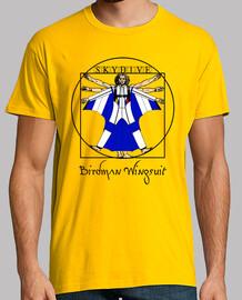 t-shirt birdman wingsuit mod.2
