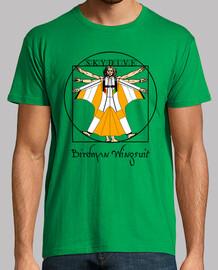 t-shirt birdman wingsuit mod.3