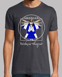 t-shirt birdman wingsuit mod.5