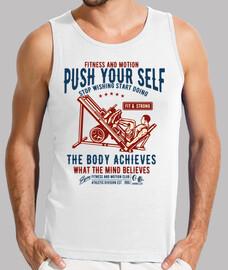 t-shirt bodybuilder palestra fitness sport