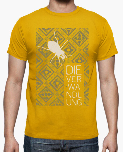 T-shirt Books Collection: Kafka, The Metamorphos