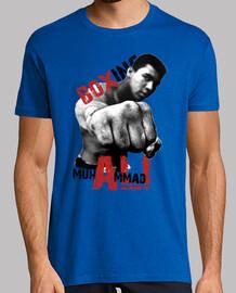 t-shirt boxing