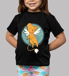 t-shirt boy kerberos sakura card captor