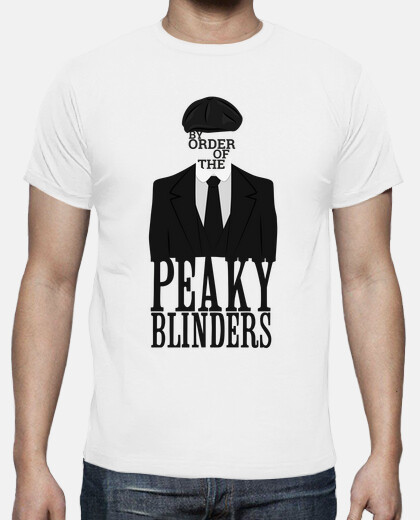 t-shirt boy peaky blinders i