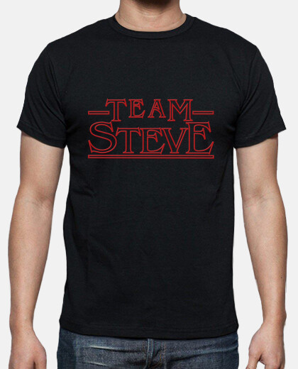 t-shirt boy team steve