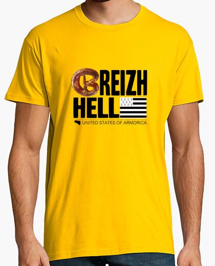 T-shirt breizh hell