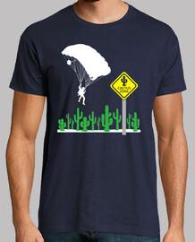 t-shirt cactus zone mod.2