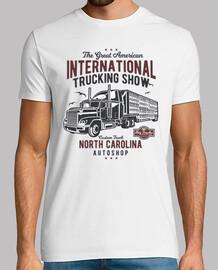 t-shirt camionista camionista