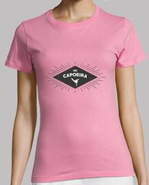 t-shirt capoeira - fight - arte marziale