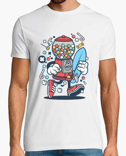 T-shirt caramelle macchina giovanile