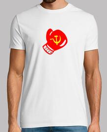 t-shirt cccp boxing
