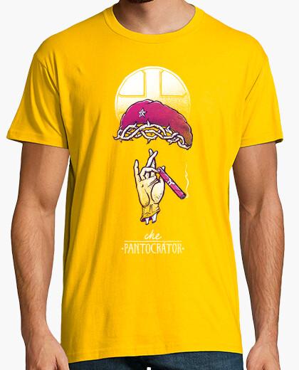 T-shirt che pan tocrator (che de naz are t)