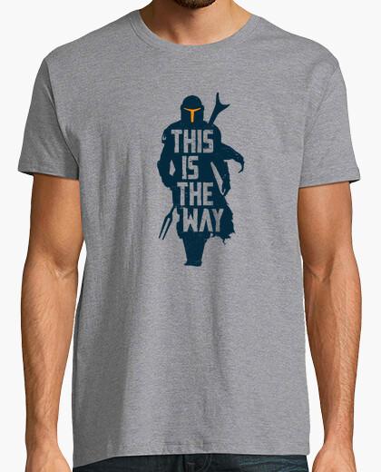 T-shirt chesto è il modo