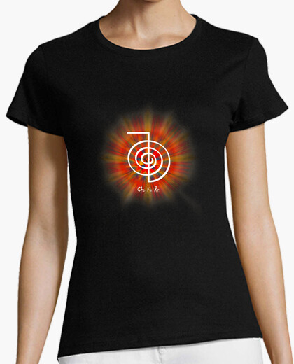 T-shirt cho ku rei rosso