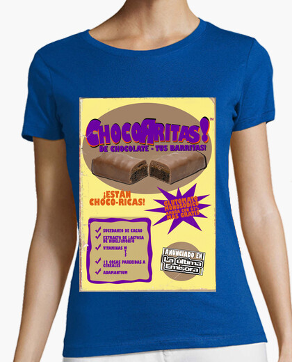 T-shirt chocorritas!