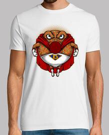 t-shirt ciambella dolce ciambella eroe