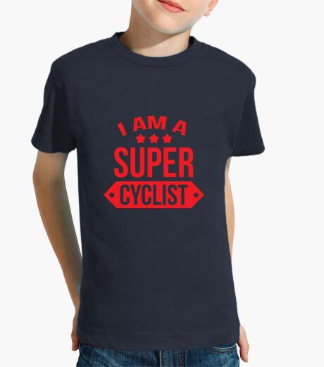 Abbigliamento bambino t-shirt ciclismo - bmx - bicicletta
