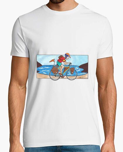 T-shirt cicloturista