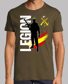 t-shirt cl legion mod.2