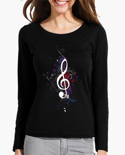 T-shirt clef (ragazza)